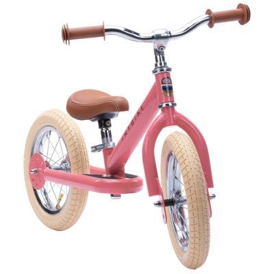 Balansinis dviratukas Trybike Steel, Vintažinis rožinis