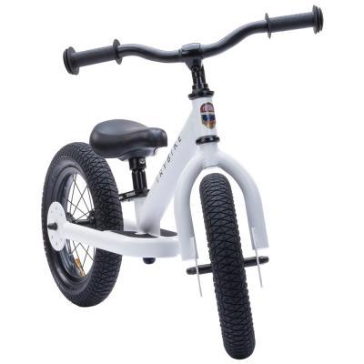Balansinis dviratukas Trybike Steel, baltas