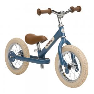 Balansinis dviratukas Trybike Steel, Vintažinis mėlynas