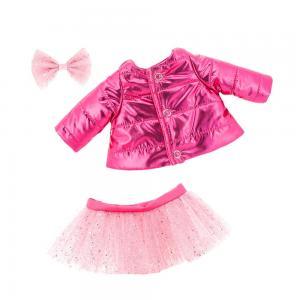 Rūbeliai Orange Toys Lucky Doggy Pink Jacket