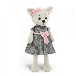 Pliušinis šuniukas Orange Toys Lucky Lili Noble Grey