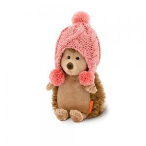 Pliušinis ežiukas Žieminukas rausva kepure, Orange Toys