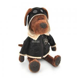 Pliušinis šuniukas Lakūnas Orange Toys, 45 cm