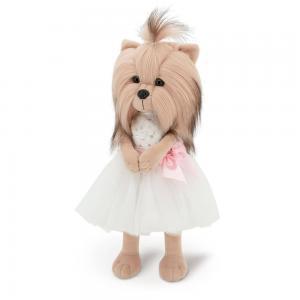Pliušinis šuniukas Lucky Yoyo Elegancija, Orange Toys