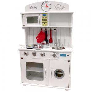 Žaislinė virtuvėlė Normandija Balta