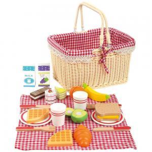 Didelis pikniko krepšys, Small Foot (27 dalys)
