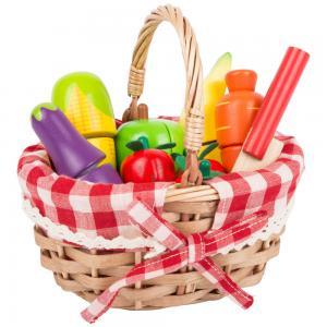 Vaisių ir daržovių krepšelis, Small Foot