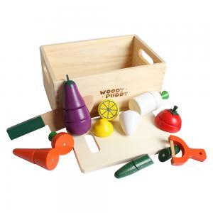 Žaislinės daržovės dėžutėje Klasika (20 dalių)
