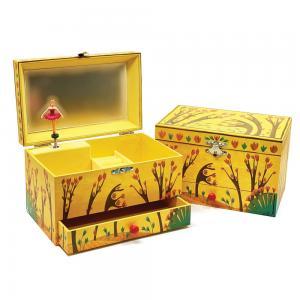 Muzikinė papuošalų dėžutė Forest Dance